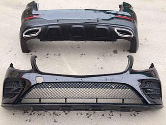 Комплект обваження AMG для Mercedes GLC (X253) 2015-...