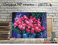 """Картина """"Букет роз"""". Ультрафиолетовая печать на холсте (30x40)"""