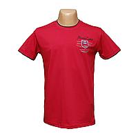 Мужская стрейчевая футболка Lycra тм. BY Walker. пр-во Турция 14042-1