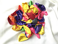 Шарики воздушные разноцветные