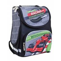Школьный каркасный рюкзак 1 Вересня smart pg-11 champion (553413)