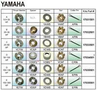 Комплект винта установочный, Yamaha (A) 9.9-20HP - YA-PKT (17031501)