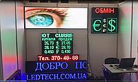 """Светодиодные табло, """"бегущие строки"""", электронный экран"""