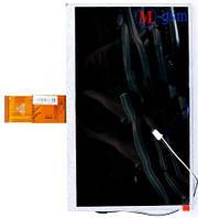 """Дисплей (экран) 10.1"""" универсальный (p/n:CLAA101NC01CW, HLY101ML292-24A, H-B101D-18E)"""