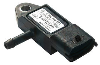 Клапан регулювання тиску повітря на Renault Trafic 2001-> 1.9 dCi — Bosch (Німеччина) - 0281002593