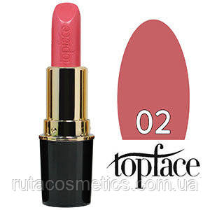 TopFace Губна помада Matte Lipstick матова 02 pink natural