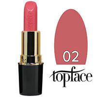 TopFace Губна помада Matte Lipstick матова 02 pink natural, фото 1
