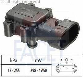 Датчик вакуума на Renault Trafic 2001->  1.9dCi — EPS (Италия) - 1993064