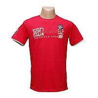 Мужская стрейчевая футболка Lycra в розницу 12138