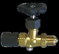 """Трехходовой запорный кран для манометра Afriso PN 250, внешн. 1/2"""", 120 °С"""