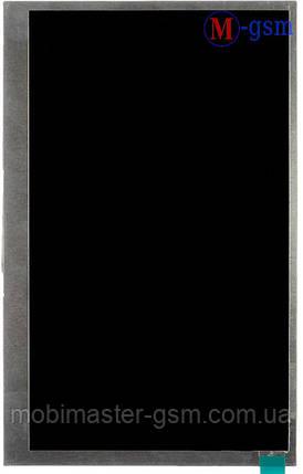 "Дисплей (экран)  7"" 40pin Freelander PX1, Ainol NUMY 3G AX1 (p/n: AT070TNA3), фото 2"