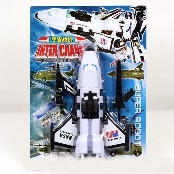 Робот-трансформер Super Robot 2688 Шаттл