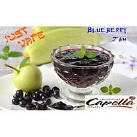Ароматизатор Capella Blueberry Jam (Черничный Джем)- Capella
