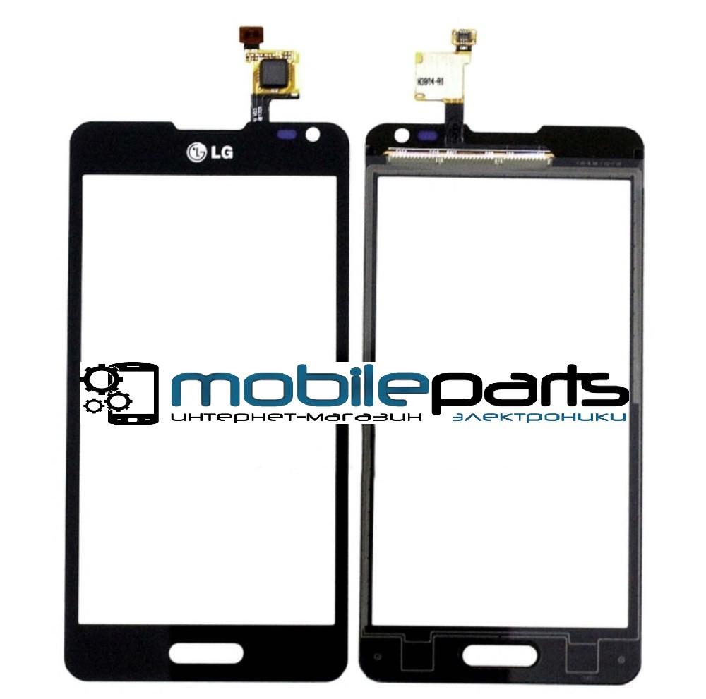 Оригинальный Сенсор (Тачскрин) для LG D500 (Черный)
