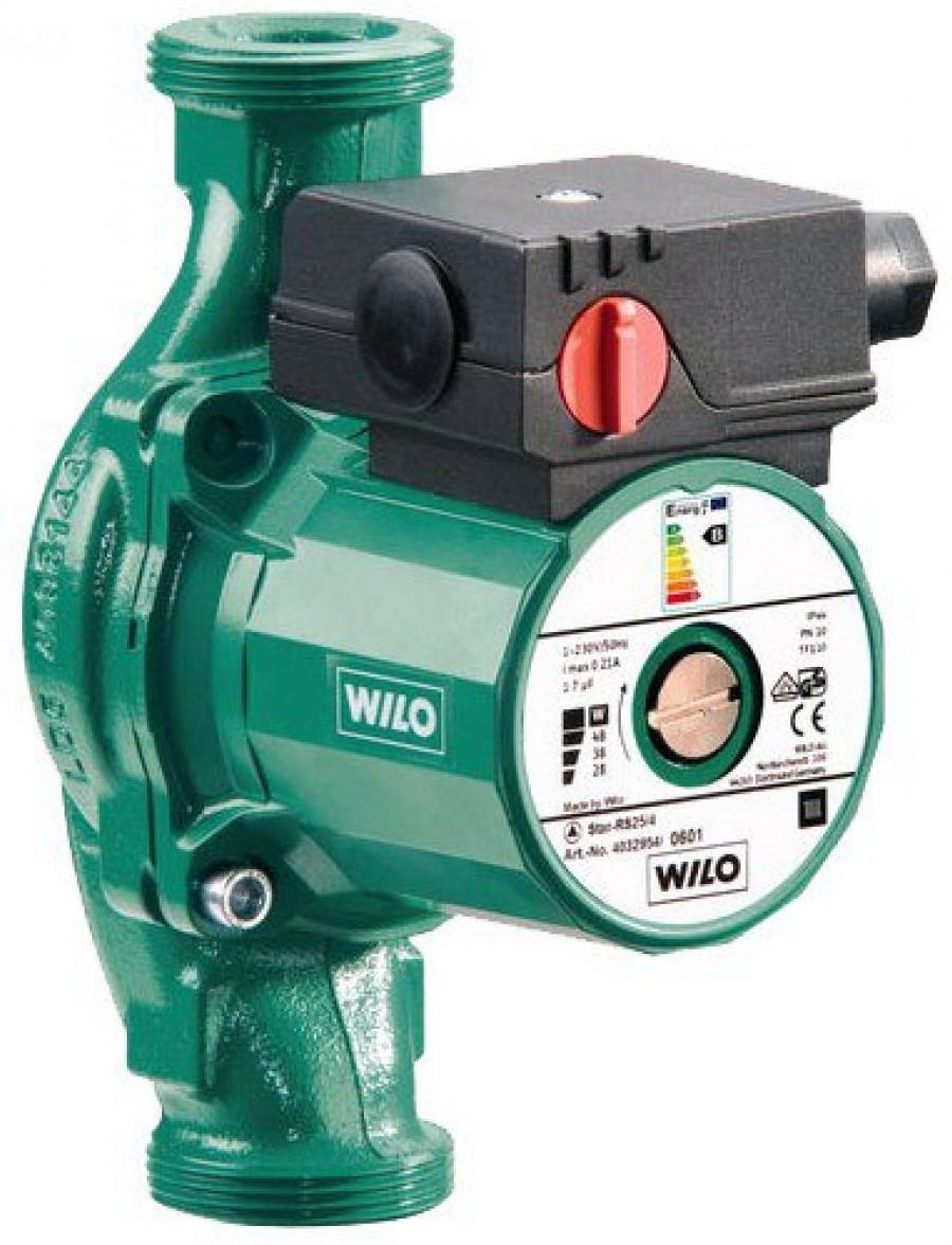 Циркуляционный насос Wilo Star RS 25/6 180
