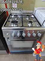 Итальянская газовая плита ARDO А 640 EB INOX с электрической духовкой. Распродажа в связи с закрытием магазина