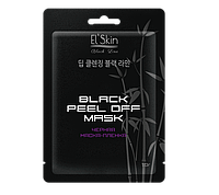Черная маска пленка BLACK PEEL OFF MASK