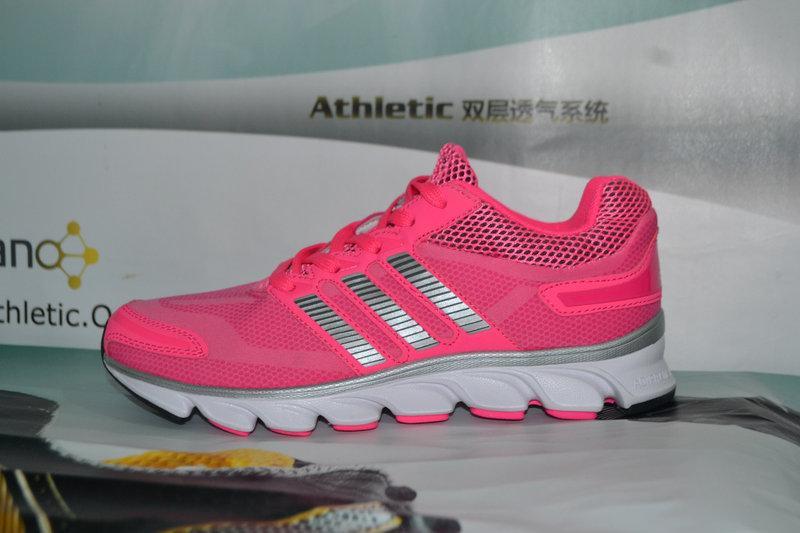 Женские повседневные кроссовки Adidas Adiprene розовые 35,37,38 -  Интернет-магазин