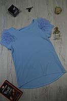 Женская футболка с сеткой на рукаве Италия, фото 1