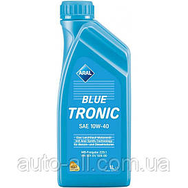 Моторне масло ARAL BlueTronic 10W-40