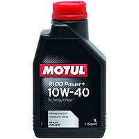 Моторное масло Motul 2100 POWER+ 10W-40