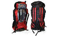 Рюкзак туристический V-68л мягкий TREKKING GA-603 (PL, NY, р-р 59*33*19см, цвета в ассортименте)