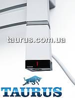 Белый электроТЭН ONE профиль Трапеция 36х40: регулятор 40 и 60С; +таймер 2 ч., + LED, под пульт ДУ. Польша 1/2