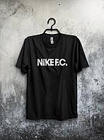 """Футболка мужская Nike """"F.C."""" (черная)"""