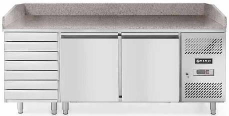 Стіл холодильний для піци Hendi 232842, фото 2