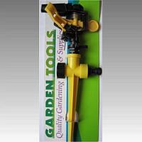 GARDEN 33G0971 Вертушка Фрегат пластмасcовый на пластиковой ножке