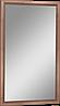 Зеркало в прихожую широкое Натали