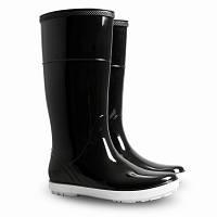Жіночі гумові чоботи Demar HAWAI LADY B (чорно-білі) 39cd6db7a96b2