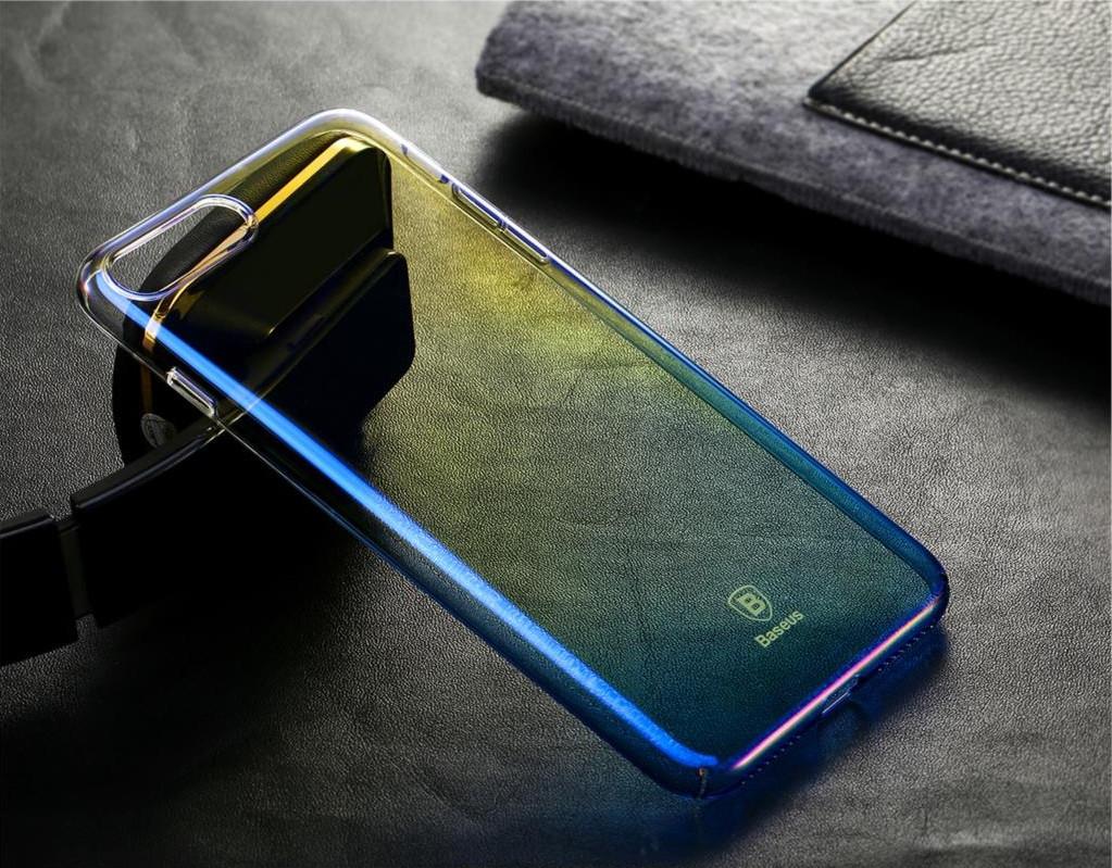 Чехол градиент для iPhone 7 8 Baseus Glaze