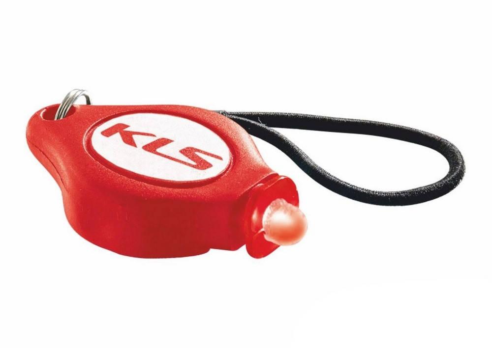 Мигалка задняя KLS Pulsar красный, фото 2