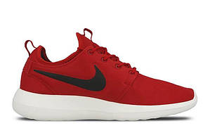 Кроссовки Nike Roshe Two Gym Red Black Sail Volt