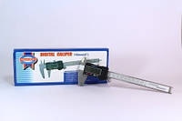 Штангенциркуль miol premium с электронным отсчетом 150 мм, электронный циркуль, штанген циркуль,