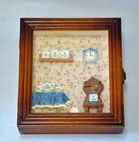 Ключница, 23х21х6 см, Оригинальные подарки, Днепропетровск