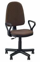 Офисное поворотное кресло ПРЕСТИЖ с подлокотниками