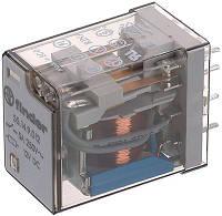553482300054 Реле с индикацией состояния 230VAC  4 группы контактов 7А/250VAC