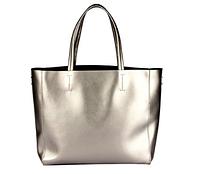 Большая женская кожаная сумка Yiwanda