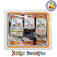 Носки в коробке для малышей Размер: 0- 1 год (12 шт в упаковке) (5273-3)