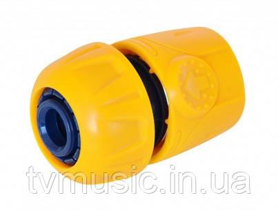 Коннектор пластиковый с аквастопом Verano