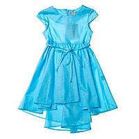 Детское платье Kids Couture 2015-58 для девочки 5-10 лет (р. 110-140 / Арт. 61007428) ТМ Kids Couture Голубой 133134