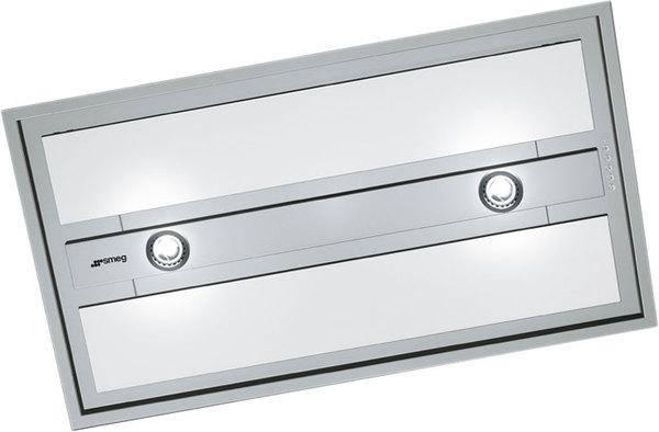 Вытяжка потолочного крепления Smeg KSEG90VXBE-2, фото 2