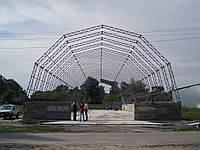 Фермы металллические