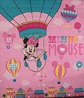 Теплый развивающий коврик BABYPOL Принцесса Бесплатная доставка!, фото 1