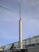 Дымовые трубы Украина Проектируем, изготовляем дымовые трубы по хорошим ценам с гарантией 15 лет.