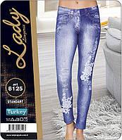 Лосины Lady Lingeriе 8125 ST джинсовые