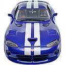 Авто-конструктор - DODGE VIPER GTS COUPE 18-25023, фото 3