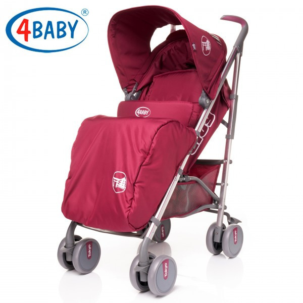 Прогулочная коляска-трость 4baby - City